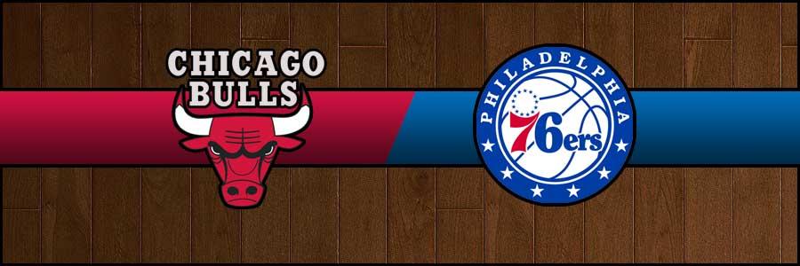 Bulls vs 76ers Result Basketball Score