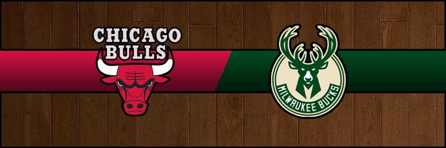 Bulls vs Bucks Result Basketball Score