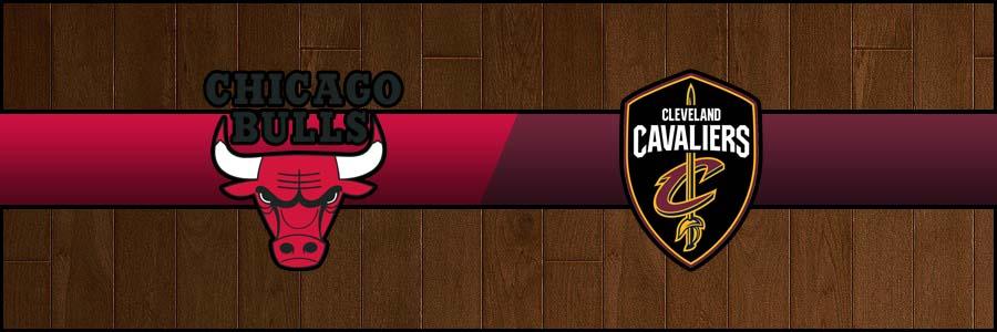 Bulls @ Cavaliers Result Basketball Score