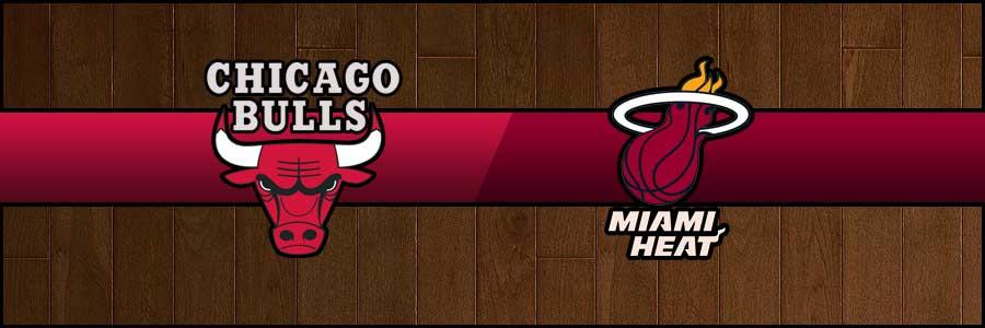 Bulls vs Heat Result Basketball Score