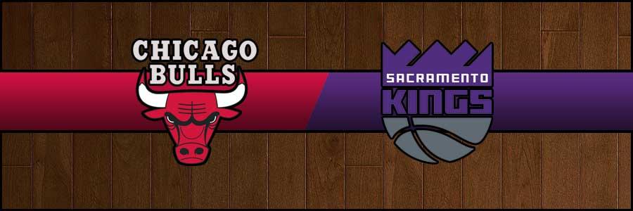 Bulls vs Kings Result Basketball Score
