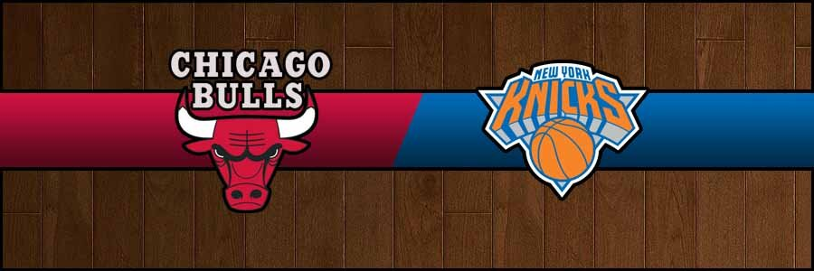 Bulls vs Knicks Result Basketball Score