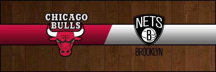 Bulls vs Nets Result Basketball Score