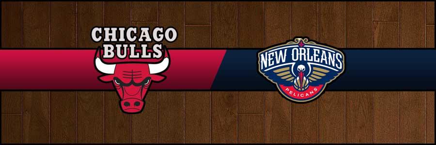 Bulls vs Pelicans Result Basketball Score