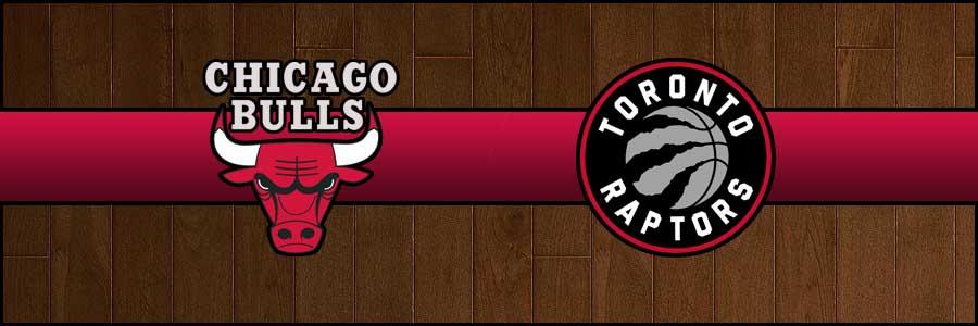 Bulls vs Raptors Result Basketball Score