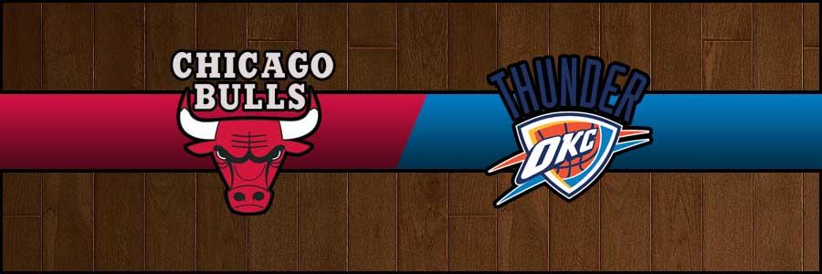 Bulls vs Thunder Result Basketball Score