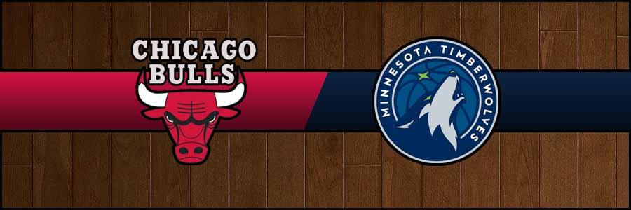 Bulls vs Timberwolves Result Basketball Score