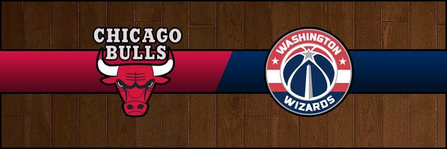Bulls vs Wizards Result Basketball Score