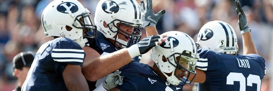 Arizona vs BYU College Football Week 1 Free Pick & Odds