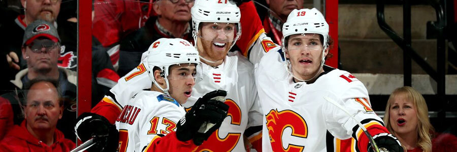 Which teams are a safe bet this week in NHL?