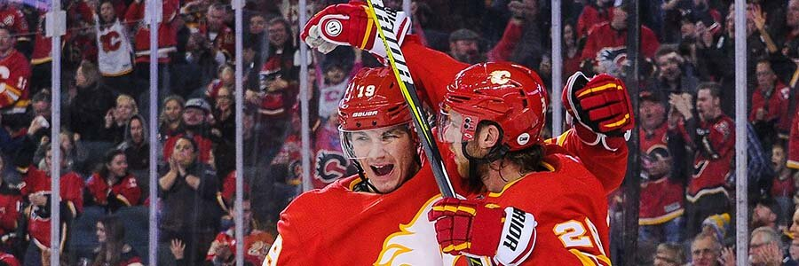 Flames vs Ducks NHL Lines, Game Preview & Analysis