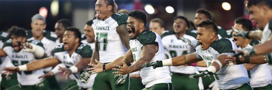 California vs Hawaii College Football Expert Pick & Odds