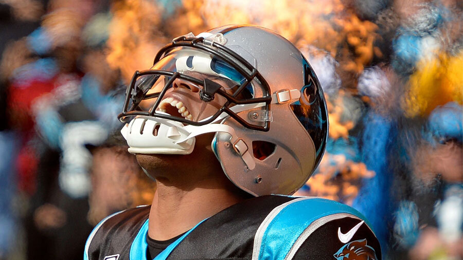 Cam Newton and the Panthers stand a good chance of mowing down the Arizona Cardinals.