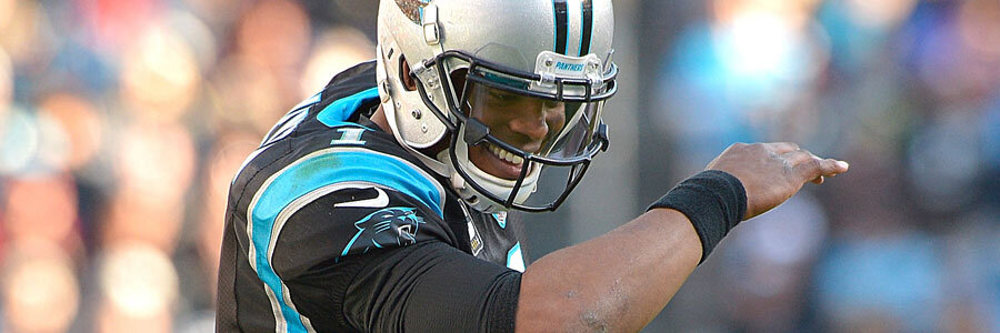 Cam Newton is the front-runner for this season's MVP award.