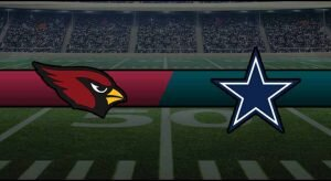 Cardinals vs Cowboys Result NFL Score
