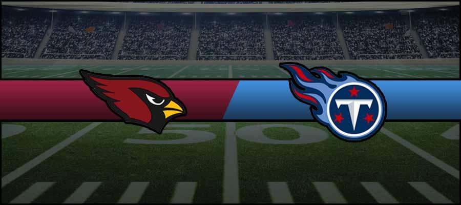 Cardinals vs Titans Result NFL Score