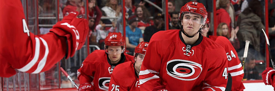 Are the Hurricanes a safe bet in the NHL odds?