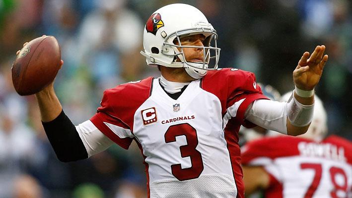 Carson Palmer Cardinals