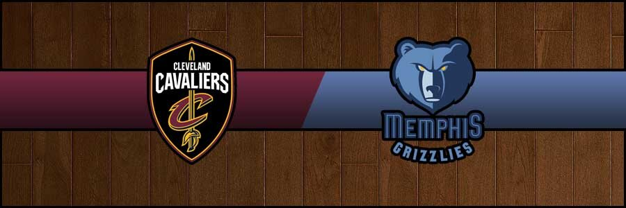 Cavaliers vs Grizzlies Result Basketball Score