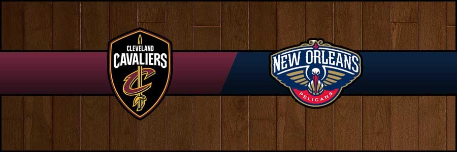 Cavaliers vs Pelicans Result Basketball Score