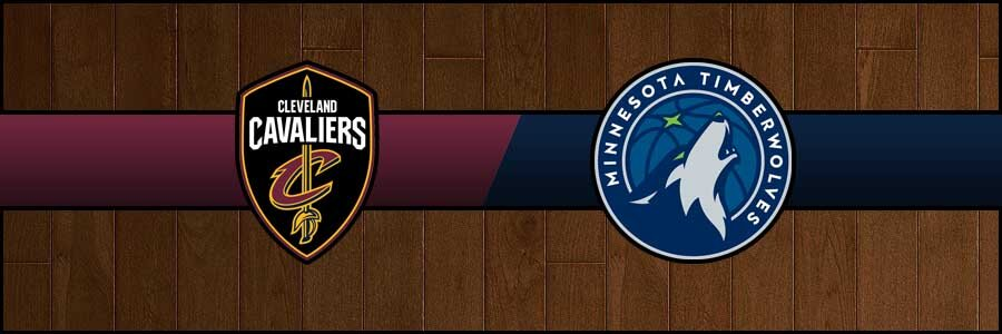 Cavaliers vs Timberwolves Result Basketball Score