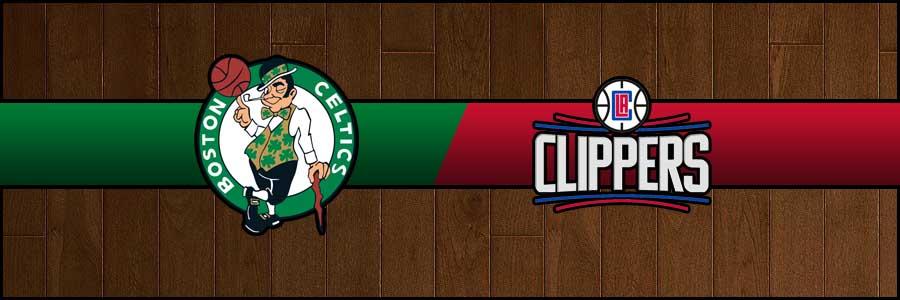 Celtics vs Clippers Result Basketball Score