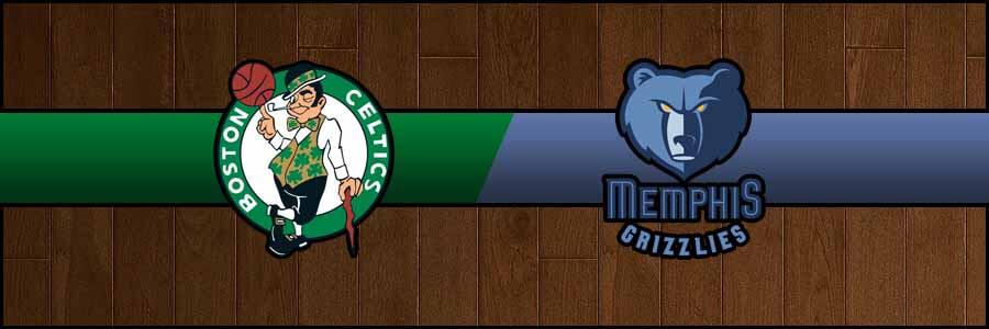 Celtics vs Grizzlies Result Basketball Score