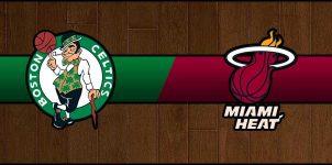 Celtics vs Heat Result Basketball Score