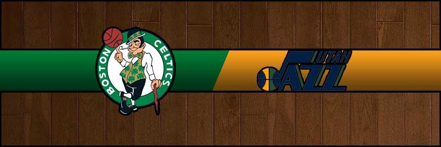 Celtics vs Jazz Result Basketball Score