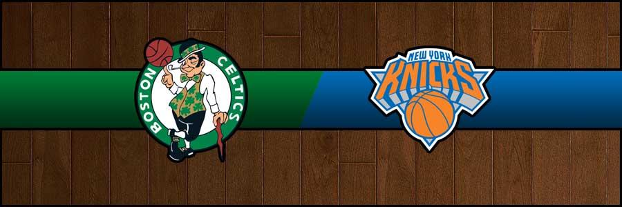 Celtics vs Knicks Result Basketball Score