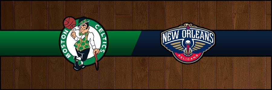 Celtics vs Pelicans Result Basketball Score