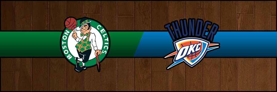 Celtics vs Thunder Result Basketball Score