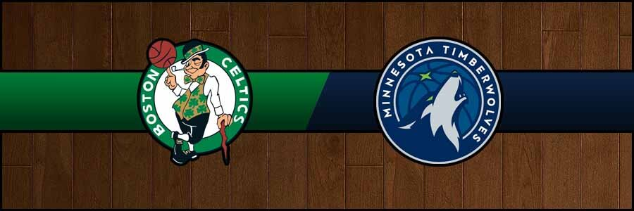 Celtics vs Timberwolves Result Basketball Score