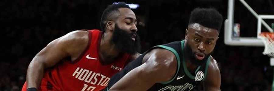 Celtics vs Rockets 2020 NBA Spread, Game Info & Expert Preview
