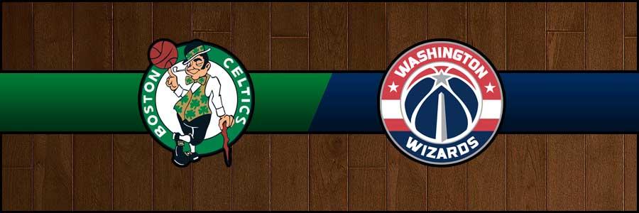 Celtics vs Wizards Result Basketball Score