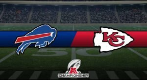 Bills vs Chiefs Result NFL Conference Championships Score