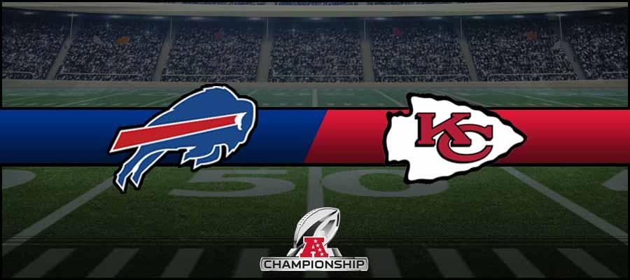 Bills vs Chiefs Result NFL Conference Championships Score