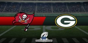Buccaneers vs Packers Result NFL Conference Championships Score