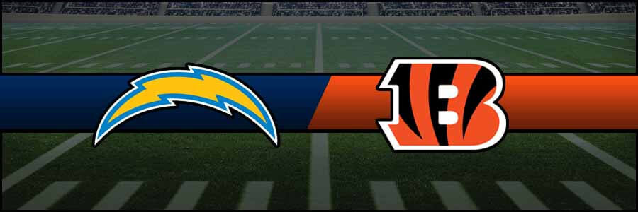 Chargers vs Bengals Result NFL Score
