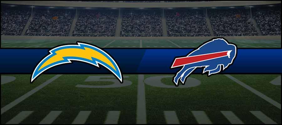 Chargers vs Bills Result NFL Score