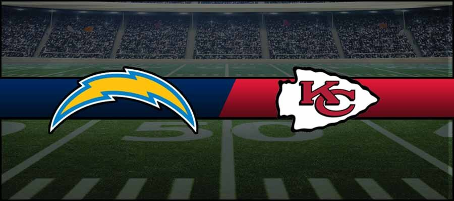 Chargers vs Chiefs Result NFL Score
