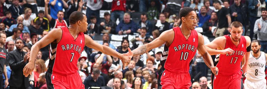Charlotte at Toronto NBA Odds, Betting Pick & TV Info