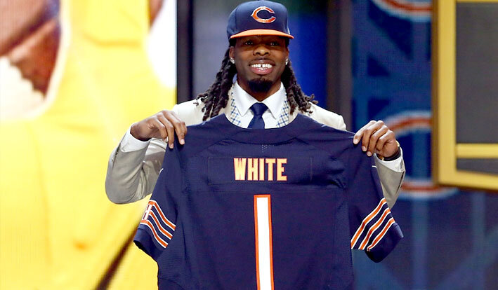 chicago bears kevin white