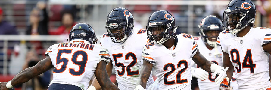 Bears vs Vikings NFL Week 17 Odds, Pick & Prediction