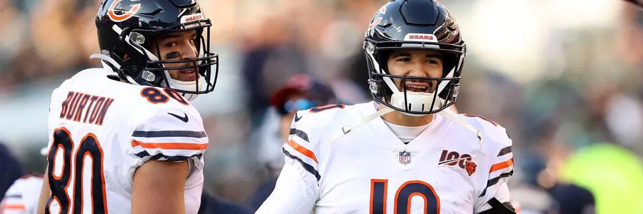 Lions vs Bears 2019 NFL Week 10 Odds, Preview & Pick