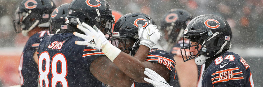 Bears at Vikings Week 17 NFL Betting Odds & Expert Pick