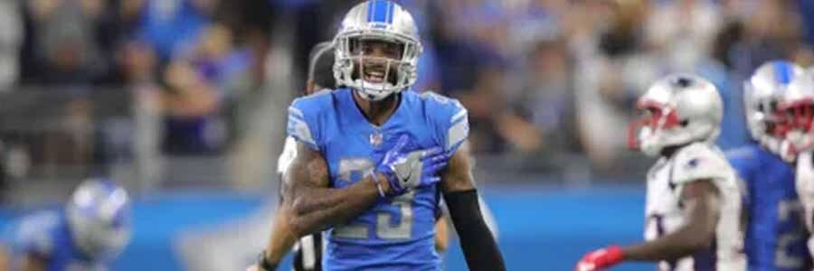 Detroit Lions NFL Odds After Free Agency Week 1