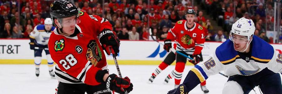 Chicago vs Colorado NHL Lines, Pick & Game Preview