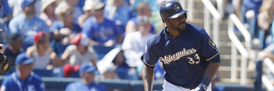 Chicago Cubs at Milwaukee Brewers MLB Betting Spread Pick