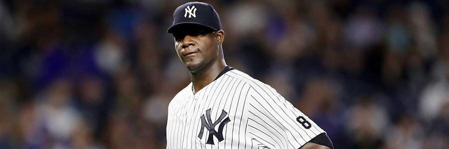 Chicago White Sox at New York Yankees MLB Odds Report